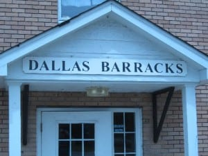 Dallas Barracks